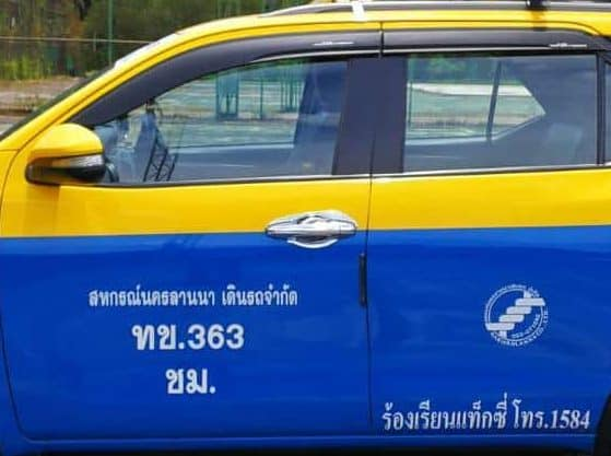 Chiang Mai Taxis
