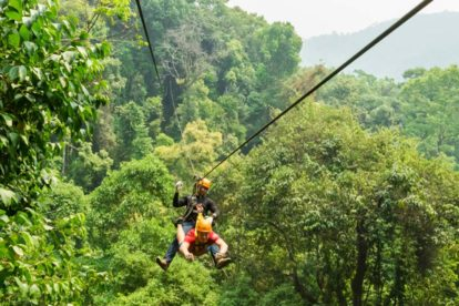 Dragon Flight Zipline Adventure