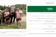 Elephant Rescue National Park