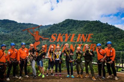 Skyline Adventure Chiang Mai