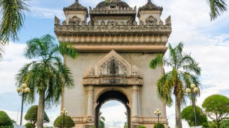 Chiang Mai To Vientiane