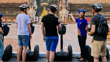 Segway Gibbon Tour
