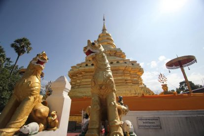 Wat Phra That Si Chom Thong Wo