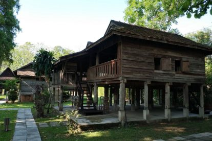 Lanna Traditional House Museum 17