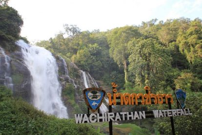 Wachirathan Waterfall 01