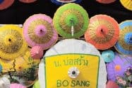 Bo Sang Umbrella Festival