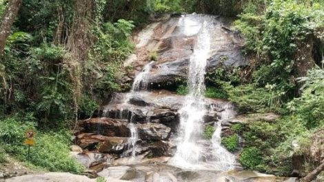 Monthathan Waterfall